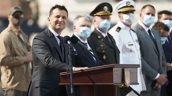 Cese de las hostilidades entre el Ejército ucraniano y los rebeldes prorrusos