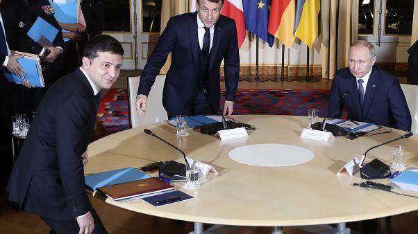 Começou cessar-fogo em Donbass entre Ucrânia e rebeldes separatistas