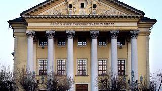 Óbudai Zsinagóga, Budapest, 2019. február 16.