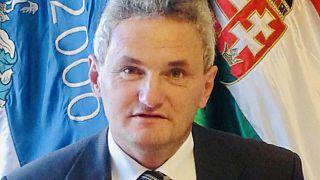 Balassa Balázs, Szigliget lemondott polgármestere, 2020