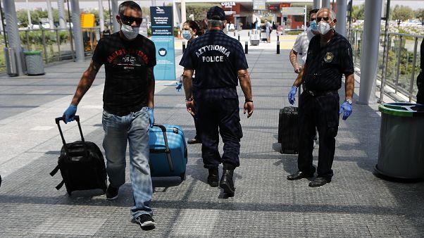 Κύπρος - COVID-19: Τρία νέα κρούσματα τις τελευταίες 24 ώρες