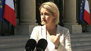 Barbara Pompili, ministre française de la Transition écologique