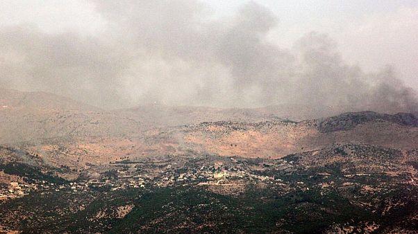 تنش در مرز اسرائیل با لبنان