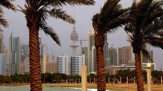 منظر عام للعاصمة الكويت