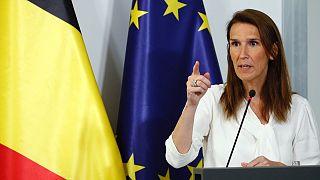 Belçika Başbakanı Sophie Wilmes