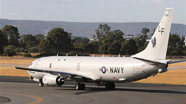 ABD donanmasına 2012'de katılan Boeing 737 gövdesine sahip P-8 Poseidon anti-denizaltı uçağı.