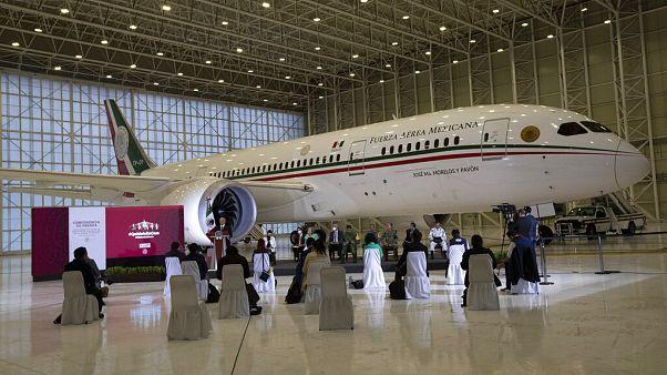 Meksika Devlet Başkanı Obrador: 'Dünyanın en pahalı ve lüks başkanlık uçağı' birkaç güne satılıyor