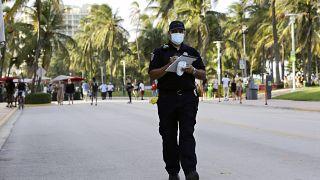 USA Virus outbreak