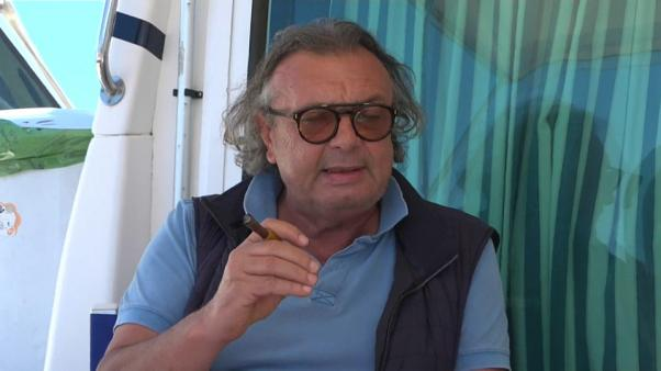 Il sindaco di Lampedusa, Salvatore Martello.