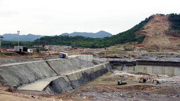 Afrika'nın en büyük barajında su tutmaya başlayan Etiyopya'ya Mısır ve Sudan'dan kınama