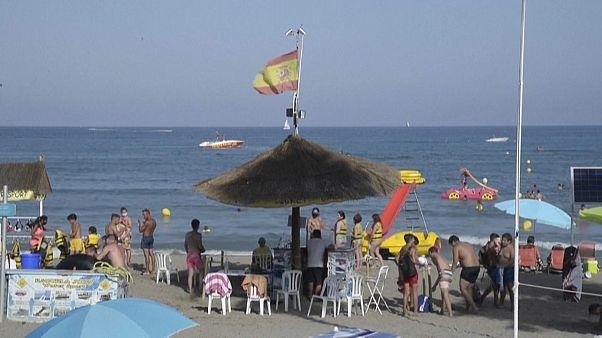 Sale temps pour le tourisme espagnol