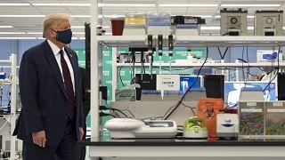 Estados Unidos inicia un ensayo a gran escala de una vacuna contra la covid-19