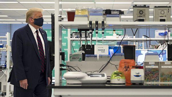 Vaccin anti-Covid-19 : 30 000 volontaires testés aux Etats-Unis