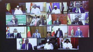 Mali: Le chef de la Cédéao réclame «l'union sacrée de tous les Maliens» pour sortir de la crise