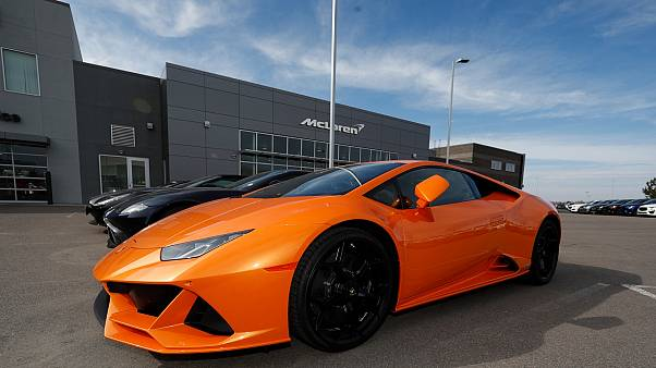 Huracan Evo, Lamborghini / Arşiv