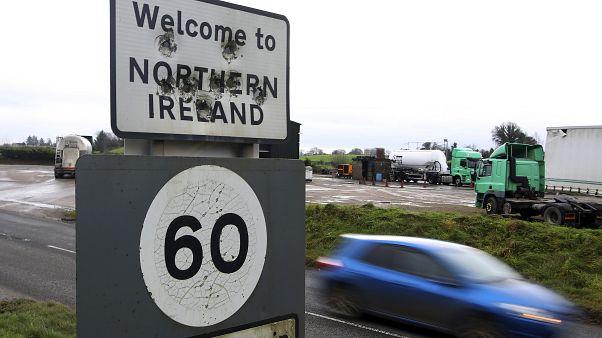 Frontière entre l'Irlande du Nord et la République d'Irlande
