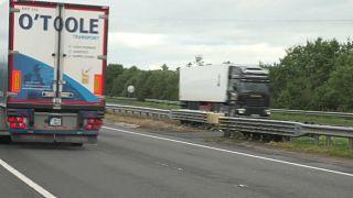 Brexit: Ανησυχούν οι αυτοκινητιστές στη Βόρεια Ιρλανδία