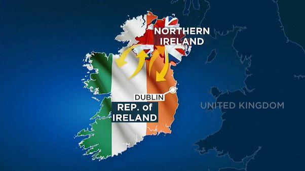 Le due Irlanda.