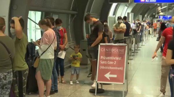 Aumentan las infecciones en Alemania