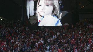 La foto de Maddie McCann en un estadio cuando desapareció para intentar obtener informaciónción