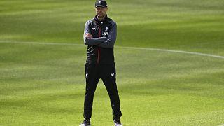 Ο Γιούργκεν Κλοπ προπονητής της χρονιάς στην Αγγλία