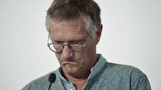 Anders Tegnell, capo epidemiologo della Svezia