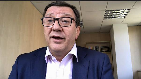 El secretario general de la Mesa del Turismo, Carlos Abella