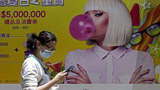 Sprunghafter Anstieg: Hongkong verschärft Corona-Regeln drastisch