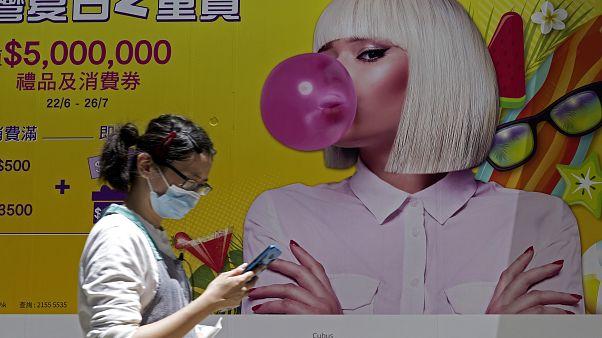 Hong-Kong, 28 juillet 2020