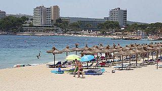 Playa de Magaluf, Mallorca