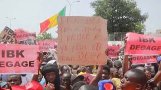 Mali PM Appeals to Opposition