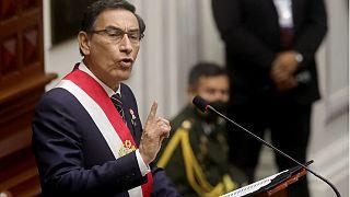 Vizcarra promete cobertura sanitaria para todos los peruanos