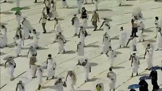 Χατζ: Με 1000 προσκυνητές στη Μέκκα λόγω covid-19