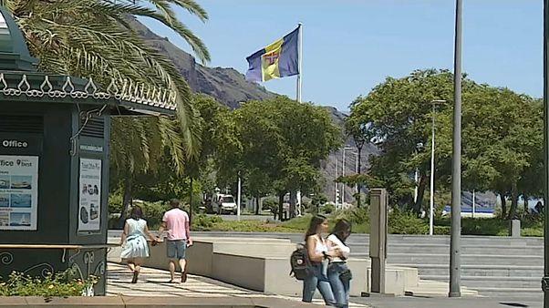 Região autónoma da Madeira prolonga situação de calamidade até final de agosto