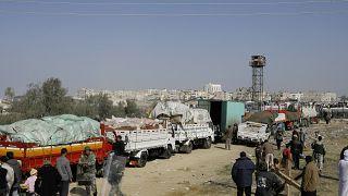 ما الذي يسعى إليه الاتحاد الأوروبي من خلال تقديم مساعدات للأسر الفلسطينية المحتاجة؟
