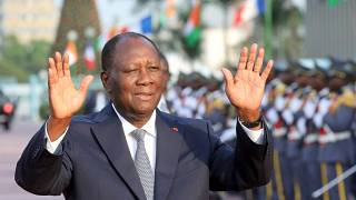 Ivory Coast: Ouattara nominated as candidate by RHDP party