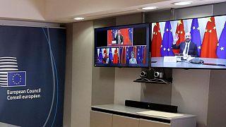 چین به تصمیم اروپا برای محدودیت صادرات تجهیزات نظارتی به هنگ کنگ اعتراض کرد
