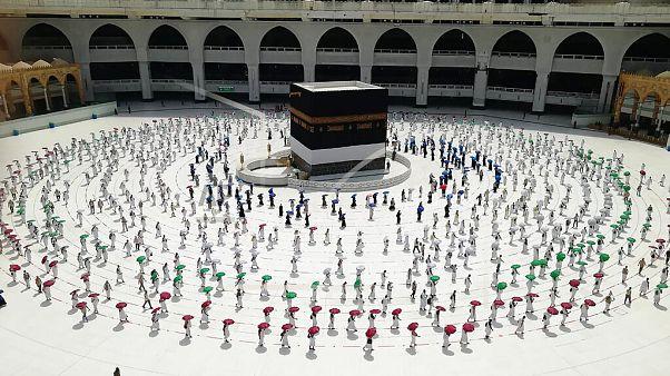 En Arabie saoudite, un hajj comme aucun autre