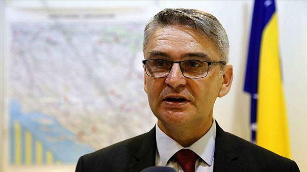 Bosna Hersek Federasyonu (FBIH) Gaziler Bakanı Salko Bukvarevic