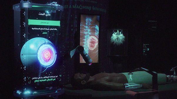 """""""Smart"""" Dubai: intelligenza artificiale con """"tocco umano"""" per salute e istruzione"""