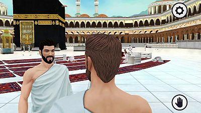 You can now experience Hajj virtually.