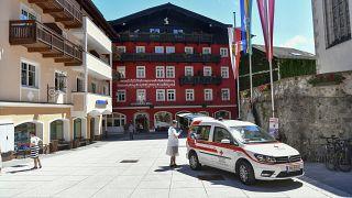 Austria impone penas de prisión a contagiados de coronavirus que no respeten la cuarentena