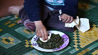 کودک پناهجوی سوری در لبنان