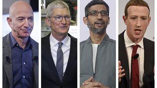 رئيس لجنة لمكافحة الاحتكار في الكونغرس: شركات آبل وفيسبوك وغوغل وأمازون لديها الكثير من النفوذ