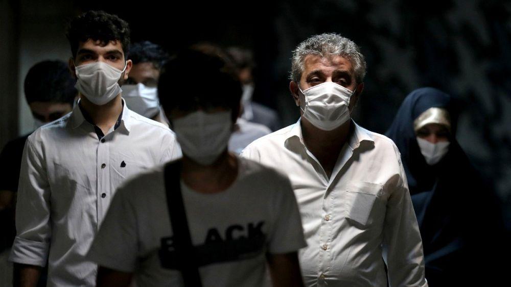 ۷۲ میلیون نفر در۲۶ استان ایران در وضعیت قرمز و هشدار کرونایی قرار دارند