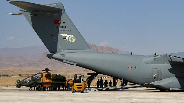 Türkiye ile Azerbaycan arasında askeri tatbikat başladı