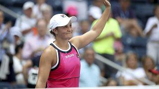Ashleigh Barty, US Open-2019