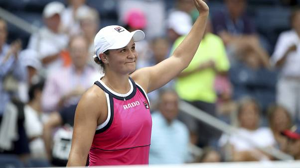 Ashleigh Barty, US Open-2019