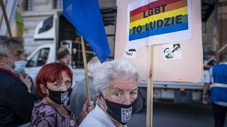 La UE condena las zonas anti-LGBTI en Polonia