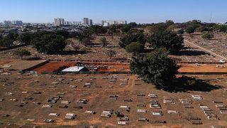خلال أعمال توسيع لمقبرة في برازيليا